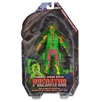 Predator Predador Thermal Vision Dutch Boneco Neca Figura