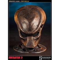 Máscara Predador 2 1:1 Sideshow Collectibles Si-7903