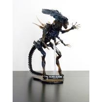 Aliens Alien Queen Revoltech Sci Fi 018 Pronta Entrega Novo