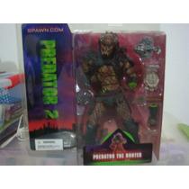 Movie Maniacs Repaint - Predador Hunter - Mcfarlane Lacrado