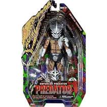 Predator Série 12: Enforcer Predador - Neca Toys