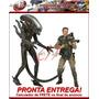 *cnaf* Aliens Série 2: Xenomorph Alien + Marine Windrix Neca