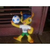 Boneco Fuleco Mascote Da Copa Do Mundo Fifa 2014