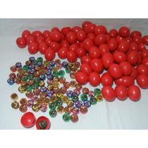 Bakugan Bolinhas Com Brinquedo Dentro - 70 Bolinhas