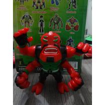 Brinquedo Boneco Ben 10 Ominiverse Quatro Braços