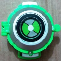 Relógio Lançador Disco Ben 10 Com Luz E Sons Ominiverse