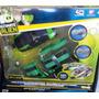 Veículo Ben10 Ultimate Alien Mark 10 E Patrulha Do Kevin Su