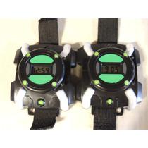 Relógio Digital Ben 10 - Kit 2 Unidades