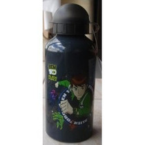 Squeeze Do Ben 10 Alien Force Aluminio.produto Original.