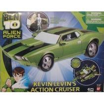 Ben 10 Alien Force Carro Do Kevin