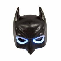 Mascara Luzes Led Cosplay Criança - Batman Homem Morcego