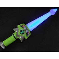 Espada Sonora Ben 10 Som E Luz Alien Force Brinquedo Ecoop