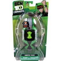 Ben 10 Omnitrix Omniverse Touch - Sons Aliens E Luz