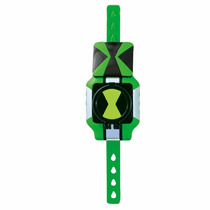 Relógio Ben 10 Omnitrix Omniverse Lança Disco - Sunny
