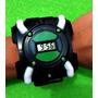 Relógio Horas Digital Ben10 Com Luz E Som Omnitrix Omniverse