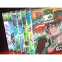 Coleção Ben 10 Omniverse As 2 Temporadas 7 Dvds Lacrado