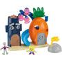 Bob Esponja Casa Abacaxi X7685 Mattel Imaginext