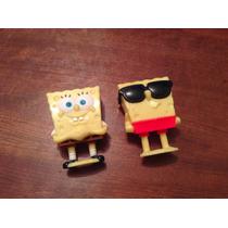 Miniaturas Bob Esponja Brindes Cereal Ótimo Estado