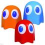Bola Anti Stress Pac-man Ghost