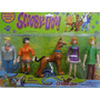 Boneco Scoobydoo Eletronico Salsicha Fred Daphne Welma 12 Cm