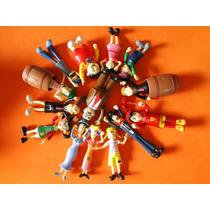 Novos !!!!! 14 Bonecos Coleção Chaves Aticulados