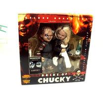 Boneco Bride Of Chucky - Mc Farlane - Novo - Rarissimo