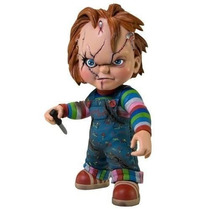 Action Figure Bonec Chucky Stylized Roto Brinquedo Assassino