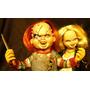 Bride Of Chucky - Mcfarlane - Box Com 2 Bonecos - Lacrado!