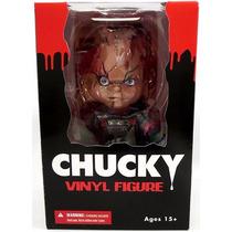 Chucky Vinyl Figure Mezco Boneco Brinquedo Assassino Childs