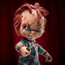 Chucky. Original Mezco O Brinquedo Assassino. Mezco