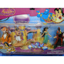 05 Bonecos Aladdin Disney Bolo Festa Aniversario