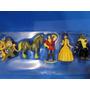 Bonecos Princesa Bela E A Fera Disney
