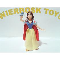 Miniatura Branca De Neve Original Disney Applause 7cm Em Pvc