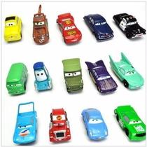 Disney Carros 14 Miniaturas Mcqueen Filme Carros Mack