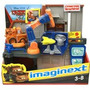 Imaginext Garagem Do Matte Filme Carros 2 Fisher-price