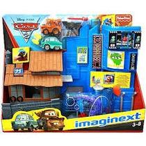 Imaginext Noite Em Tokio Cars 2 Mattel W0276