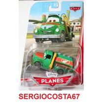 Disney Planes Avioes Chug Caminhao + 300 Mod Frete Barato