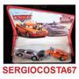 Disney Cars Boost & Snot Rod Raríssimo O 1 Feito Mattel