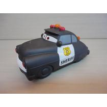 Coleção Carros Disney Pixar Sheriff