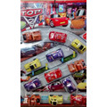 12 Carrinhos De Brinquedo Filme Carros 2 Mcqueen + Brinde