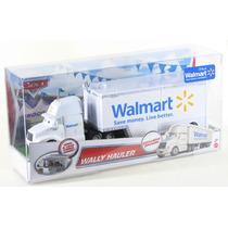 Disney Cars Walmart Hauler Caminhão Frete Baixo+300 Mod Sc67
