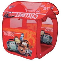 Toca Barraca Infantil Portátil Casa Dos Carros Zippy Toys