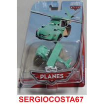 Disney Planes Avioes Franz Fliegenhozen +300 Mod Frete Baixo