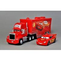 Kit Caminhão E Carro Relâmpago Mcqueen - Disney Carros