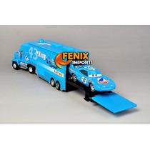 Caminhão Mack Azul Carreta Dinoco Filme E Carrinho King 43