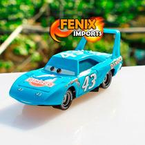 Carreta Azul Mack Filme Carros King Caminhão Car Dinoco
