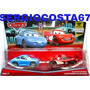 Disney Cars Sally Porshe Radiator Springs Mcqueen- Frte Baix