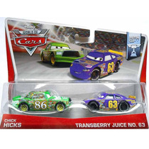 Disney Cars Chick Hicks & Transberry Juice 63 Frete Barato