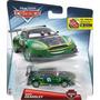 Disney Cars Carros - Nigel Gearsley Carbon Racers
