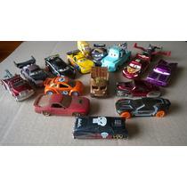 Coleção Carros - Disney & Hotwheels - 16 Carrinhos